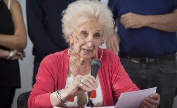 La Corte Suprema eligió un caso que involucra a Estela de Carlotto para rechazar el 2x1 a genocidas | Alta data