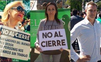 Buenos Aires Design: cinco testimonios del horror de quedar en la calle | Despidos