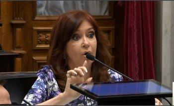 La chicana de Cristina Kirchner a la CGT por la complicidad con el gobierno | Cgt