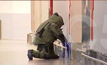 Desalojaron Aeroparque por paquete sospechoso: eran sábanas | Patricia bullrich