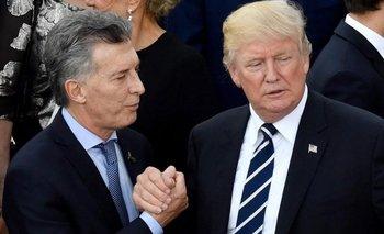 El mensaje de Donald Trump por la aparición del submarino ARA San Juan   Estados unidos