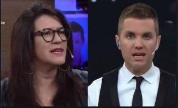 El comentario de Cynthia Garcia que incomodó a Santiago Del Moro | Medios