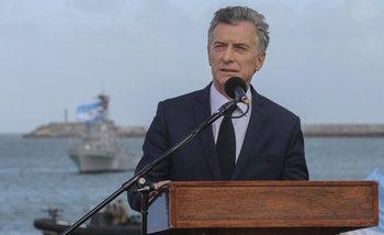 "El video que muestra a Macri ""de fiesta"" horas después de anunciar la tragedia del ARA San Juan | Exclusivo el destape"