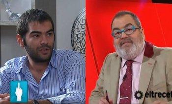 Ruta del dinero K: Elaskar confesó que incriminó a Cristina Kirchner por orden de Jorge Lanata | Luis barrionuevo