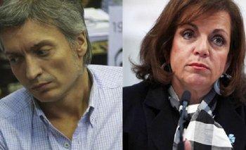 La Justicia sobreseyó a Máximo Kirchner y Nilda Garré por las falsas cuentas en el exterior   Nilda garré