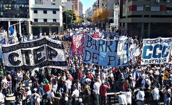 Movimientos populares convocan a un gran acto contra el G20 y el FMI | Fmi