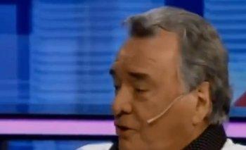 El día que Luis Barrionuevo confesó que presionó a Elaskar para hablar con Lanata | Luis barrionuevo