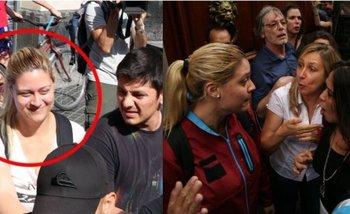 Denuncian que la policía de la Ciudad se infiltró en la represión en la Legislatura   Horacio rodríguez larreta
