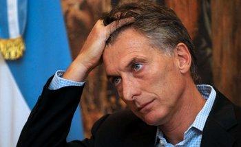 Encuestas: la imagen negativa de Macri creció 20 puntos   Macri presidente