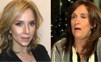 Carla Peterson destrozó a Michetti y sufrió un ataque troll | Gabriela michetti
