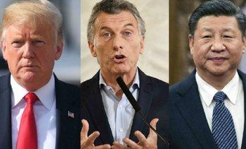 G20: la guerra comercial entre China y Estados Unidos acecha a Macri | Macri presidente