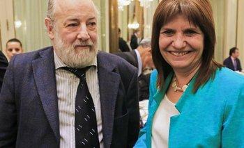 Bullrich elimina las recompensas por información contra Cristina Kirchner | Boletín oficial