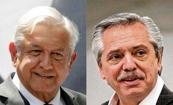 Las claves de la primera cumbre presidencial de Alberto y López Obrador | México