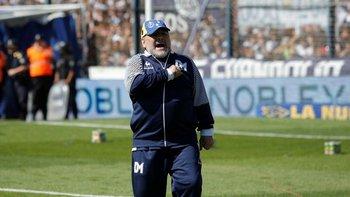 Diego Maradona renunció a la dirección técnica de Gimnasia | Superliga argentina