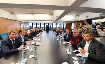 La pelea Macri-provincias vuelve a la Justicia  | Macri presidente