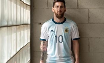 Se filtró la posible nueva camiseta de la Selección | En redes