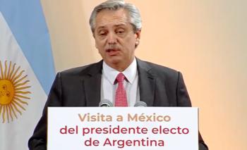 Alberto criticó dolarización de las tarifas  | Tarifas