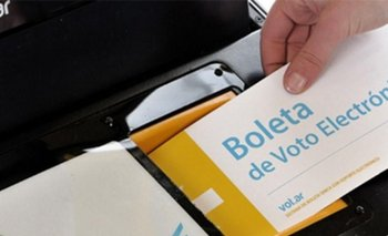 Irregularidades con el voto electrónico en Salta | Elecciones en salta