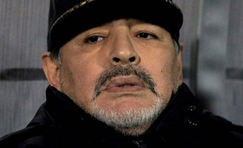 Maradona acusó a Riquelme de haberse vendido por dinero | Diego maradona