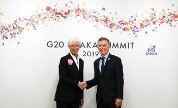 Avanza investigación judicial por nulidad del acuerdo con el FMI | Deuda externa