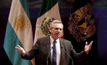 Alberto denunció la persecución a Lula, Correa y CFK | Alberto fernández