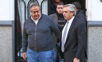 Daer confirmó que Claudio Moroni será el ministro de Trabajo    Alberto presidente