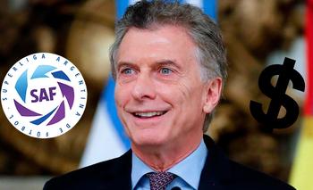 ¿Cuántas veces aumentó el Pack Fútbol impuesto por Macri? | Superliga argentina