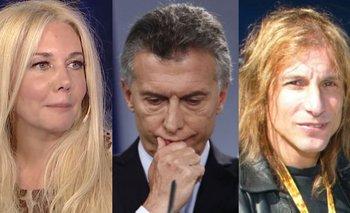 Piden que Mariana Nannis declare en una causa contra Macri | Meganegociado m