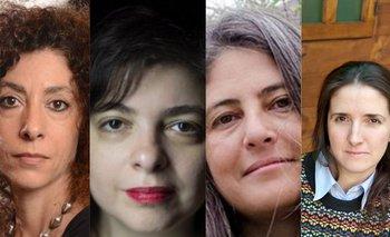 Almada, Enriquez, Gainza y Guerriero: la literatura argentina está de fiesta | Literatura argentina