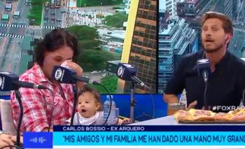 El desconsolado llanto de 'Chiquito' Bossio recordando a su esposa | Video