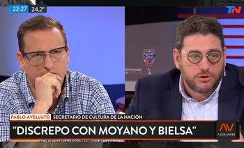 Brienza destrozó a Pablo Avelluto | Televisión