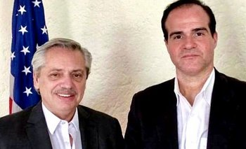 Alberto Fernández le contó a Trump los descalabros del FMI | Alberto presidente