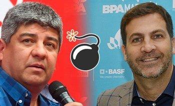 Tremenda pelea entre 'Toti' Passman y Pablo Moyano | Imperdible