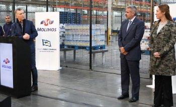 La empresa Molinos perdió $1.356 millones por la devaluación | Empresas