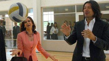 Tinelli elogió a Cristina por la candidatura de Alberto  | Elecciones 2019