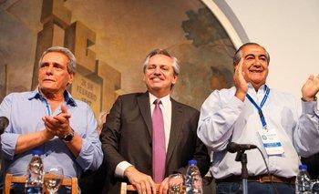 """Alberto F.: """"El movimiento obrero es parte del Gobierno""""   Cgt"""