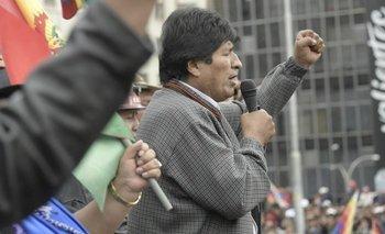 Alerta en Bolivia: Preparan un violento golpe de Estado contra Evo   Golpe en bolivia