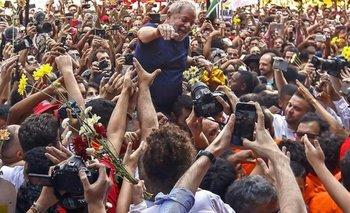 Lula agradeció a Alberto y el papa Francisco y reveló charla inédita | Lula da silva