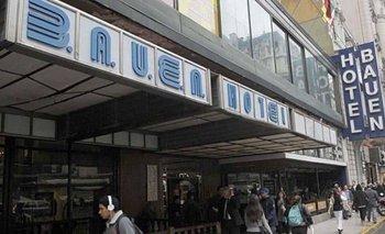 Clausuraron el hotel cooperativo Bauen | Empresas recuperadas