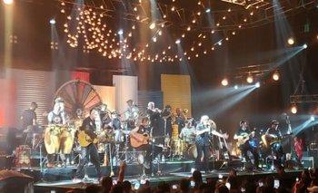 El conmovedor canto de los chilenos en un recital de los Auténticos Decadentes | Crisis en chile