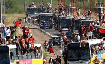 Tragedia antes del partido de Colón | Copa sudamericana