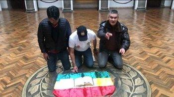 La oposición tomó la casa de gobierno boliviana | Golpe en bolivia