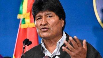 """""""Vamos a continuar con esta lucha por la igualdad y la paz""""   Golpe en bolivia"""