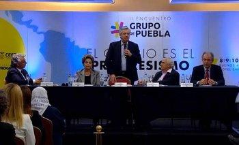 El Grupo de Puebla condenó el golpe de Estado a Evo Morales | Golpe en bolivia