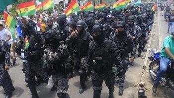 Bolivia: El decreto que autoriza la represión sin responsabilidad penal | Golpe en bolivia
