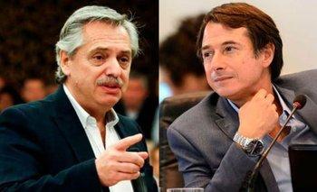 El guiño de Lipovetzky a Alberto Fernández | La transición