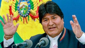 Evo Morales realiza el primer acto electoral de su partido | Evo morales