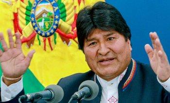 Evo Morales anunciará su candidato a presidente | Evo morales