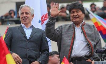 El vice de Evo Morales agradeció a Alberto y no descartan viajar a Argentina | Golpe en bolivia