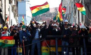 Las FFAA de Bolivia piden resguardar los servicios públicos | Golpe de estado en bolivia